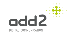Add2 Digital Communications Logo