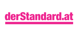 derStandard.at Logo